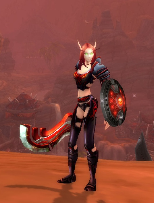I ... & Collector\u0027s Corner: Sexy Gear to Transmog for Plate Wearers | Sushi ...
