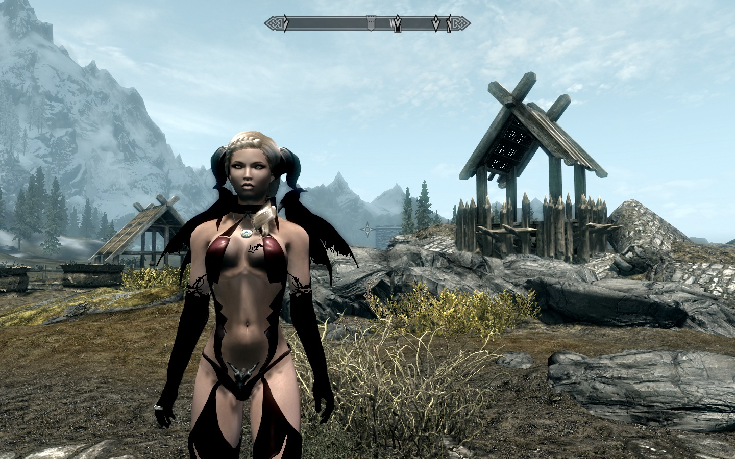 Sexy armor mods sexy pictures